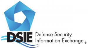 DSIE Logo words Registered