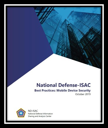 Mobile Security Best Practices